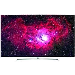 LG OLED55B7V 55´´ 4K Ultra HD Smart TV Wi-Fi Silver,White LED TV - LED TVs (139.7 cm (55´´), 4K Ultra HD, 3840 x 2160 pixels, OLED, Flat, 3840 x 2160)