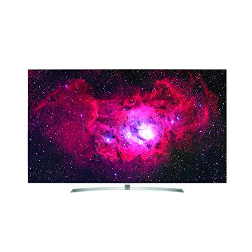 LG OLED55B7V 55  4K Ultra HD Smart TV Wi-Fi Silver,White LED TV - LED TVs (139.7 cm (55 ), 4K Ultra HD, 3840 x 2160 pixels, OLED, Flat, 3840 x 2160)