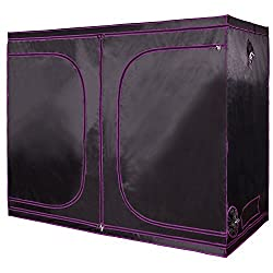 "Buy Apollo Horticulture 96""x48""x80"" Mylar Hydroponic Grow Tent"