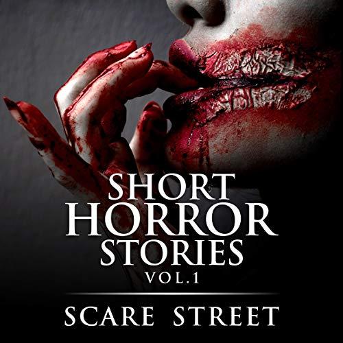 Short Horror Stories Vol. 1 audiobook cover art
