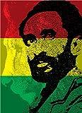 ConversationPrints Haile Selassie Glossy Poster Picture Photo Lion Solomon Rastafari Africa