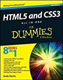 HTML5 and CSS3 All-in-One For Dummies (English Edition)