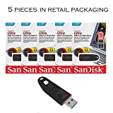 SanDisk Cruzer Ultra 16GB USB 3.0 Flash Drive SDCZ48-016G-U46 up to 100MB/s
