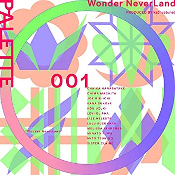 PALETTE 001 - Wonder NeverLand