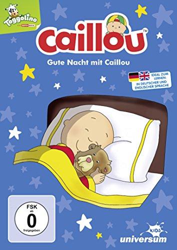 Caillou 33 - Gute Nacht mit Caillou