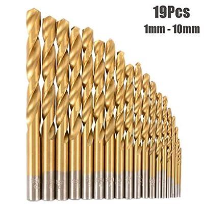 Hymnorq HSS Twist Drill bits Tools