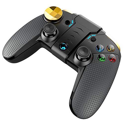 Xyfw Gamepad Joystick Android iOS Pubg Controller para PC Bluetooth Mini Cojín del Juego para El iPhone Multimedia Juegos