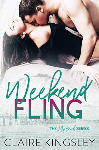Weekend Fling: A Steamy Small-Town Romance (Jetty Beach Book 5) (English Edition)