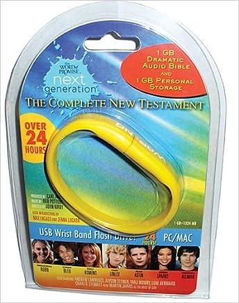 Word of Promise Next Generation - New Testament: Dramatized Audio Bible on USB Bracelet by Thomas Nelson (2009-06-09)