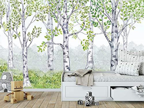 Oedim Fotomural Infantil Vinilo para Pared Bosque | Mural | Fotomural Vinilo Decorativo |500 x 300 cm | Decoración comedores, Salones, Habitaciones