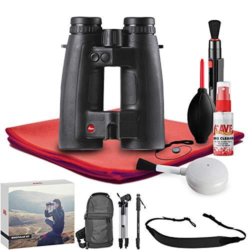 Fantastic Deal! Leica 8x56 Geovid HD-B 3000 Rangefinder Binocular (Black) - Exclusive Outdoors Binoc...