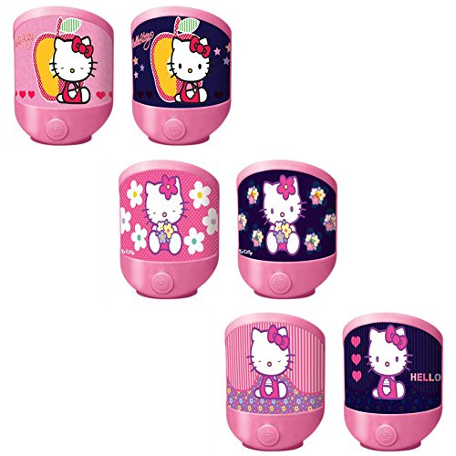 Veilleuse magique Hello Kitty LED