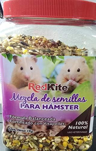 Red Kite Mezcla de Semillas para Hámster, 1 kg