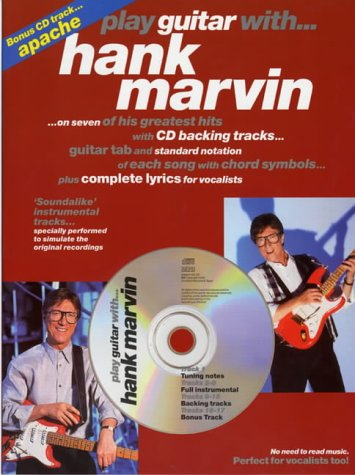Play Guitar with Hank Marvin (Book & CD)
