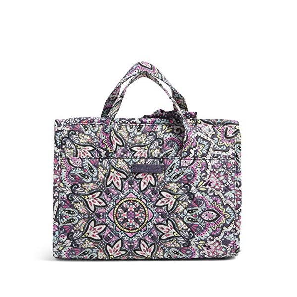 Vera Bradley Women's Signature Cotton Hanging Travel Organizer