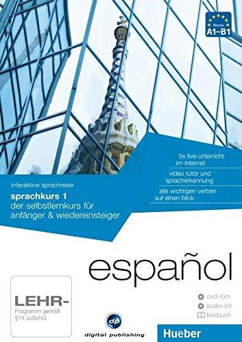 Preisvergleich Produktbild Interaktive Sprachreise: Sprachkurs 1 Espanol