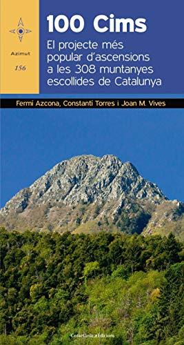 El libro del reto de los 100 cims de la FEEC.