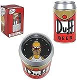 The Simpsons - Sveglia a forma di lattina di birra Duff