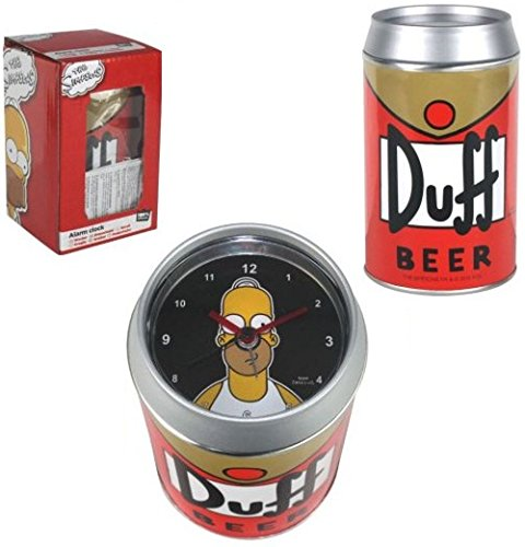 Wecker Canette Bier Duff THE SIMPSONS