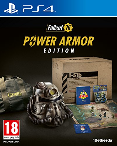 Fallout Armor Edition Power 76 mnON8vw0
