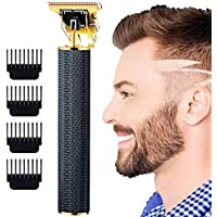 IHeat Professional Rechargeable Electric T-Blade Beard Shaver