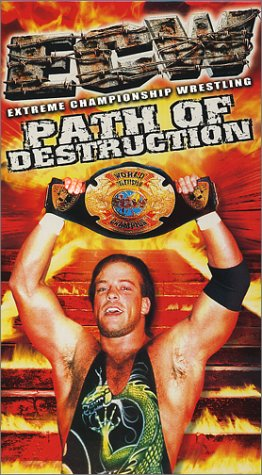 ECW (Extreme Championship Wrestling) - Path of Destruction (Censored) [VHS]