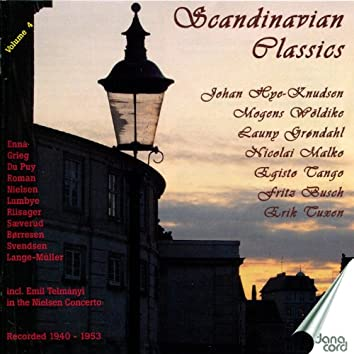 Scandinavian Classics: Recorded 1940 - 1953, Vol. 4