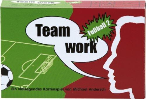 Adlung Spiele 60424 - Teamwork Fussball 2