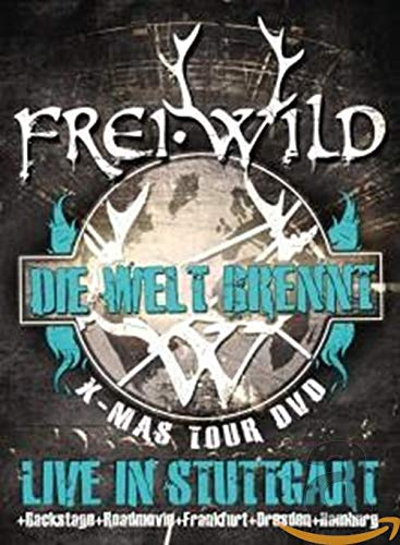 Die Welt Brennt – Live in Stuttgart [2 DVDs]
