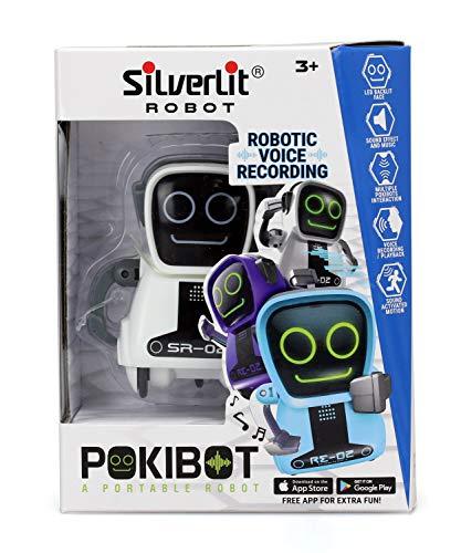 Robot Cuadrado Pokibot