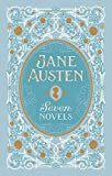 Jane Austen. Seven Novels (Barnes & Noble Leatherbound Classic Collection)