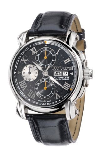 Roberto Cavalli orologi unisex automatico cronografo r7241672125