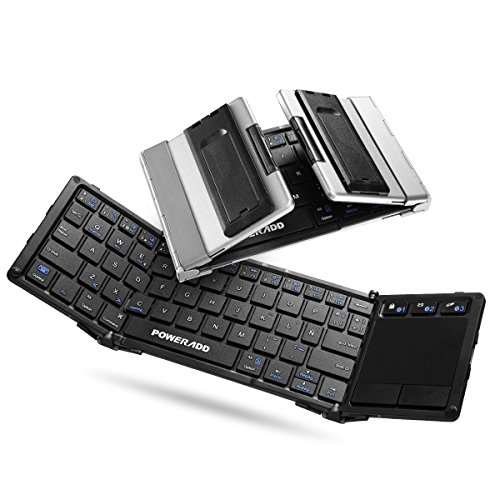 POWERADD Teclado Inalámbrico con Multi-touchpad de Español...