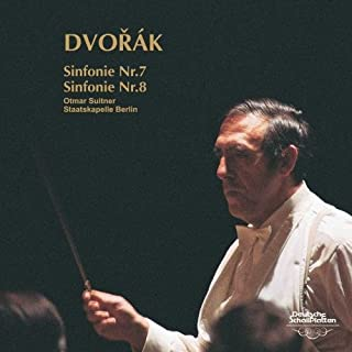 ドヴォルザーク:交響曲 第7、8番