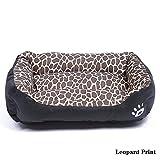 Haustierbett Hundebetten für Große Hunde Wählen Sie aus Zwei Arten Winter Ist Warm und Sommer Ist kühl, es Ist Die Beste Wahl für Hundebett Long66Cmwi