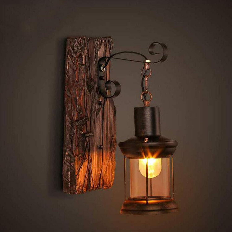 Creative Antique Retro Led Wall Lamp Outdoor Restaurant Cafe Bar Aisle Corridor Lights Old Retro Wall Lamp