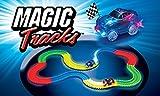 MAGIC TRACKS - Circuit Lumineux - 3,35 mètres, modulable Brillant dans Le Noir - Vu...