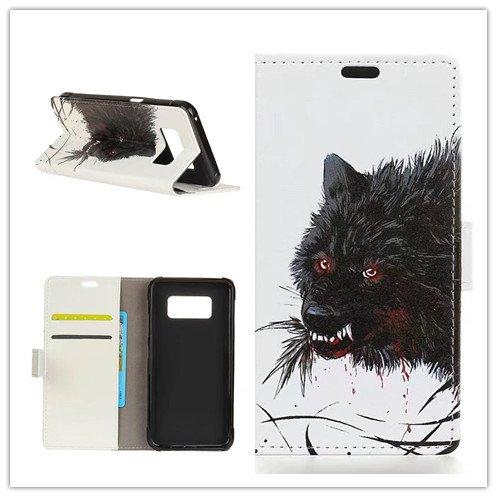 F&a® Flip Brieftasche Hülle für ASUS Zenfone AR(ZS571KL) (Muster 4)