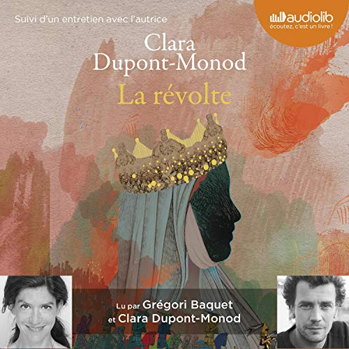La révolte audiobook cover art