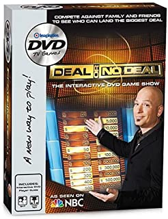 Imagination Entertainment Deal or No Deal DVD Game