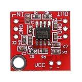 TDA1308 イヤホン ヘッドフォン ステレオ オーディオ アンプ ボード プリアンプ 交換性 便利性
