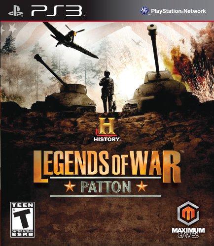 History: Legends of War Patton - Playstation 3