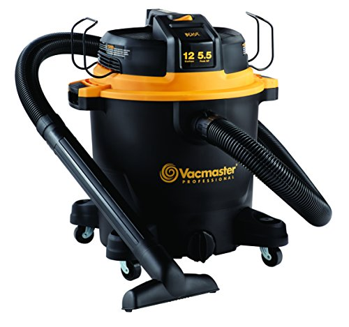 Vacmaster Professional - Professional Wet/Dry Vac, 12 Gallon, Beast...