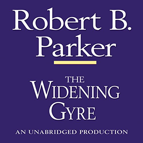 The Widening Gyre audiobook cover art