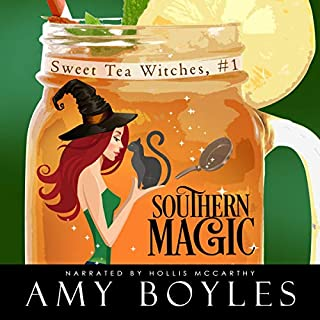 Southern Magic  audiobook cover art