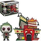 Lotoy Funko Pop Movie : Beetlejuice (Exclusive) 3.75inch Vinyl Gift for Horror Movie Fans Model...