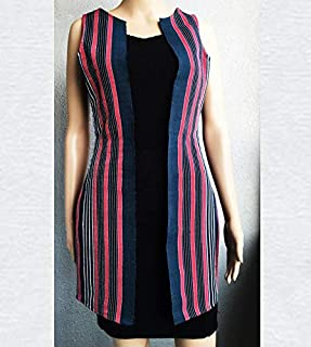 Emoltem Women's Sleeveless Kimono