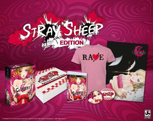 Catherine: Stray Sheep Edition (PS3) [Importación Inglesa]