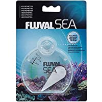 Measures specific gravity and salt level in aquariums Accurate & easy to read Can be used in or out of the aquarium