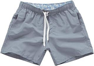 Vectry Rebajas Bañadores Hombre Bañadores Hombre Cortos Pantalones Cortos de Los Hombres de Secado Rápido Playa Surf Pantalones Cortos de Natació Vestidos de Baño Bañador para Hombre